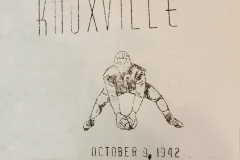 1942 Homecoming Albia vs Kxvl