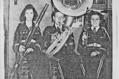 Evelyn Jenkins - Lewis Clark and lleyne Speed - Band Uniforms