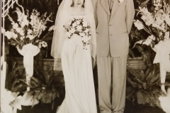 Marie Johnson and Gene L Getts - June 1949 -2