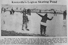 Skating Pond - Fairgrounds