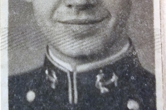 Ted Johnson - Midshipman