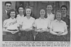 1941 Hg Sch Glee Club