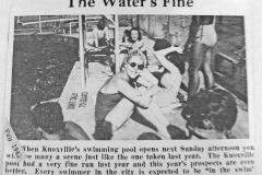 1945 Swimming Pool
