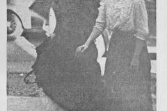 Alice Avery and Phyllis Wassam - Sadie Hawkins Parade 1939