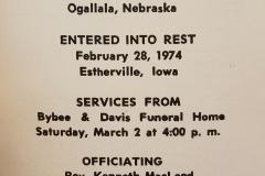 Bernice Johnson Obituary
