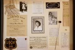 Cathryn Marie Johnson Items