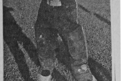 Gene Bane - Football Scoring HONORS