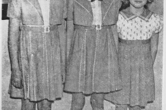 Hoeven -Mary Ann -Elizabeth Joelene and Patricia Lee