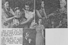 Jean Walker - Ralph Porter - Adrienna Gholson - Shirley Johnson