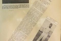 John McCormick 1939 Homecoming Game