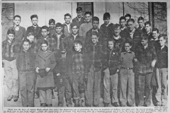 Jr Hg School Boys Safety Patrols
