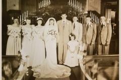 Marie Johnson and Gene L Getts - June 1949