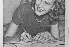 Marita Gholson- Black and Gold Editor