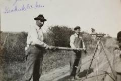 Robert T. Johnson - 1st County Enginer Job Keokuk 1920