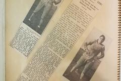 Tom Scott - Tom Voyce 1934 HOMECOMING