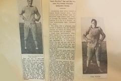 Tom Scott and Tom Voyce -1939